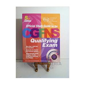 Official Study Guide for the CGFNS Qualifying Examination | Books & Games for sale in Lagos State, Yaba