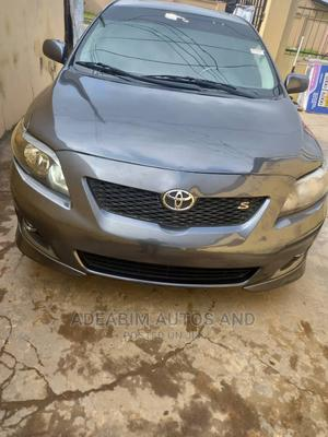 Toyota Corolla 2009 Gray   Cars for sale in Oyo State, Oluyole
