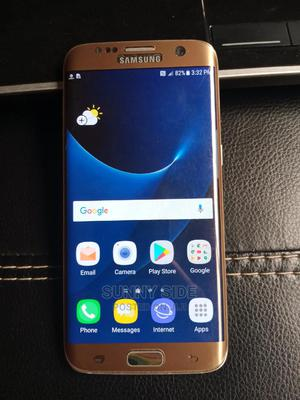 Samsung Galaxy S7 edge 32 GB Gold | Mobile Phones for sale in Lagos State, Ikotun/Igando