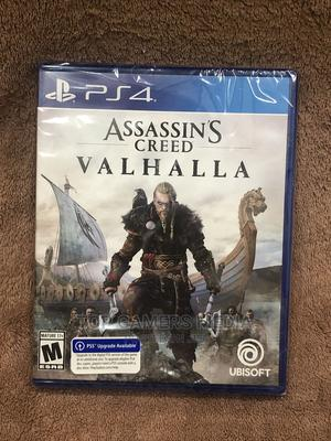 PS4 Assassin's Creed Valhalla Playstation 4   Video Games for sale in Lagos State, Agege
