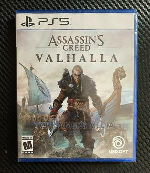 PS5 Assassin's Creed Valhalla Playstation 5   Video Games for sale in Lagos State, Agege