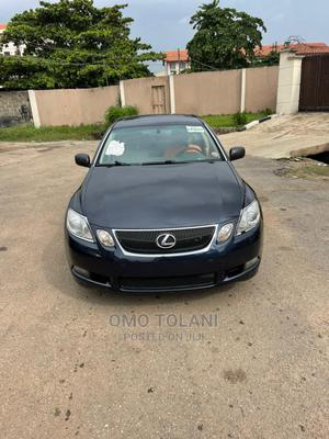 Lexus GS 2006 300 AWD Blue   Cars for sale in Lagos State, Ogba