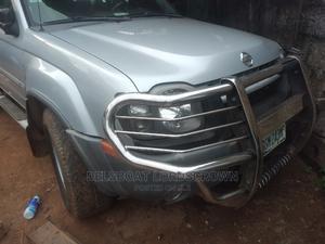 Nissan Xterra 2002 SE 4x4 Silver | Cars for sale in Lagos State, Ikorodu