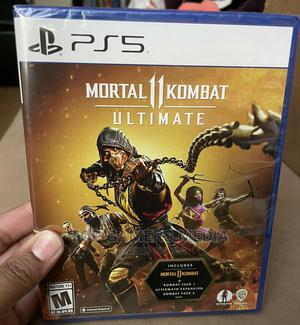 PS5 MORTAL KOMBAT 11 Playstation 5   Video Games for sale in Lagos State, Agege