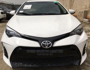 Toyota Corolla 2014 White   Cars for sale in Lagos State, Ikeja