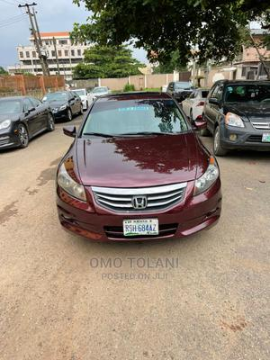 Honda Accord 2010 Red | Cars for sale in Lagos State, Ogba