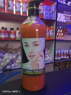 Andav Organic Whitening Shower Gel | Skin Care for sale in Abuja (FCT) State, Mararaba