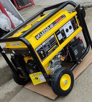 Full  Copper (Elepaq) Constant Generator 5.5kva SV22000E2   Electrical Equipment for sale in Lagos State, Ojo
