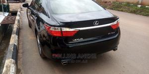 Lexus ES 2014 350 FWD Black | Cars for sale in Delta State, Oshimili South