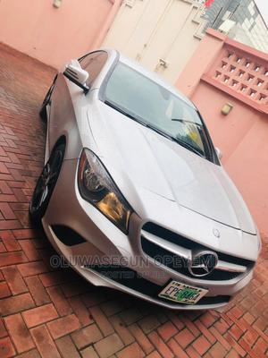 Mercedes-Benz CLA-Class 2015 Silver | Cars for sale in Lagos State, Lekki