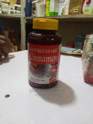 Cinnamon Capsule   Vitamins & Supplements for sale in Lagos State, Lagos Island (Eko)