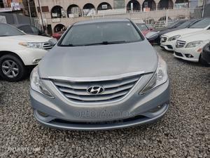 Hyundai Sonata 2013 Gray | Cars for sale in Lagos State, Ogba