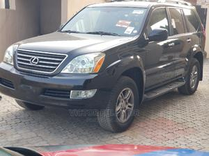 Lexus GX 2009 470 Black   Cars for sale in Lagos State, Magodo