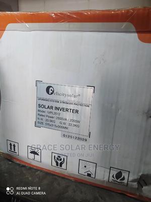 2.5KVA 24v Felicity Inverter   Solar Energy for sale in Lagos State, Ojo