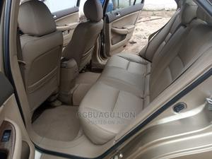 Honda Accord 2007 2.4 Exec Automatic Gold | Cars for sale in Abuja (FCT) State, Gwagwalada