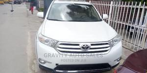 Toyota Highlander 2012 Limited White   Cars for sale in Lagos State, Amuwo-Odofin