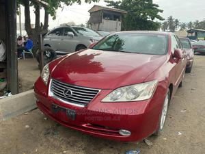 Lexus ES 2009 350 Red | Cars for sale in Lagos State, Amuwo-Odofin