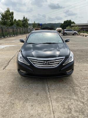 Hyundai Sonata 2011 Black   Cars for sale in Ogun State, Abeokuta South