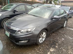 Kia Optima 2012 Gray | Cars for sale in Lagos State, Yaba