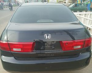 Honda Accord 2005 2.0 Comfort Automatic Black | Cars for sale in Oyo State, Ibadan