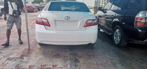 Toyota Camry 2009 White | Cars for sale in Lagos State, Ajah