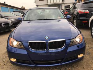 BMW 328i 2007 Blue   Cars for sale in Lagos State, Ikeja