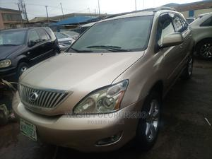 Lexus RX 2005 330 Gold | Cars for sale in Lagos State, Ifako-Ijaiye