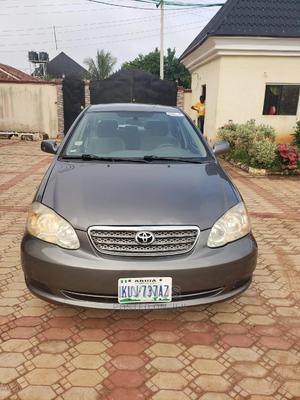 Toyota Corolla 2005 LE Gray | Cars for sale in Delta State, Ika North East