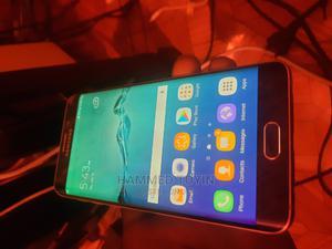 Samsung Galaxy S6 Edge Plus 32 GB Black | Mobile Phones for sale in Osun State, Osogbo