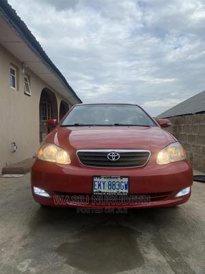 Toyota Corolla 2006 Red | Cars for sale in Oyo State, Oyo