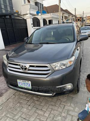Toyota Highlander 2012 Limited Gray   Cars for sale in Lagos State, Lekki