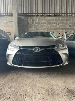 Toyota Camry 2015 Gold   Cars for sale in Lagos State, Amuwo-Odofin