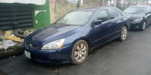 Honda Accord 2004 Automatic Blue | Cars for sale in Lagos State, Ikeja