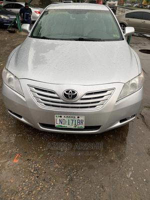 Toyota Camry 2008 2.4 LE Silver | Cars for sale in Lagos State, Surulere