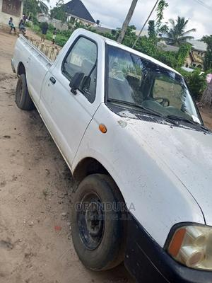 Nissan Pick-Up 1999 White | Cars for sale in Delta State, Ndokwa West