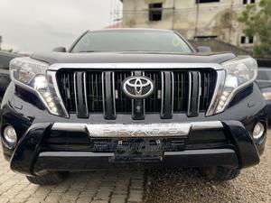 Toyota Land Cruiser Prado 2014 3.0 D-4d (190 Hp) 7 Seats Black   Cars for sale in Abuja (FCT) State, Wuse