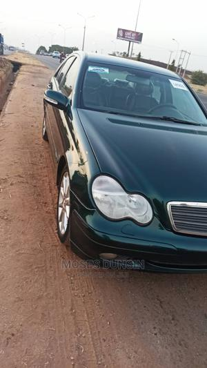 Mercedes-Benz C240 2004 Green | Cars for sale in Abuja (FCT) State, Dei-Dei
