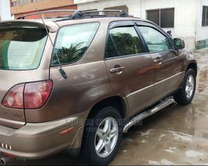 Lexus RX 2001 300 Brown | Cars for sale in Lagos State, Alimosho