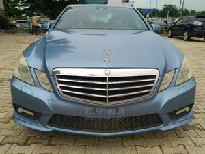 Mercedes-Benz E350 2010 Blue   Cars for sale in Abuja (FCT) State, Central Business District