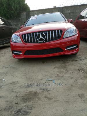 Mercedes-Benz C300 2009 Red   Cars for sale in Lagos State, Ajah