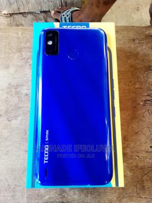 Tecno Spark Go 2020 32 GB Blue   Mobile Phones for sale in Oyo State, Ibadan