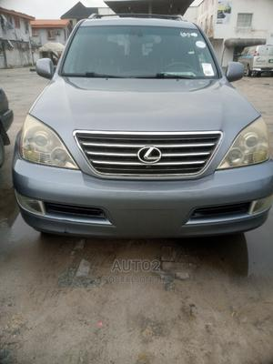 Lexus GX 2005 470 Sport Utility Gray | Cars for sale in Lagos State, Ajah