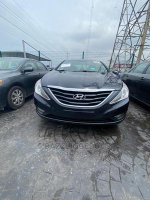 Hyundai Sonata 2011 Blue | Cars for sale in Lagos State, Lekki