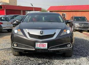 Acura ZDX 2010 Base AWD Gray   Cars for sale in Abuja (FCT) State, Gwarinpa