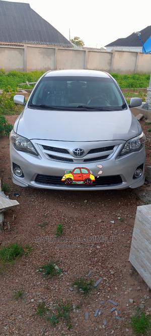 Toyota Corolla 2012 Silver | Cars for sale in Kwara State, Ilorin East