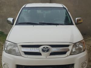 Toyota Hilux 2008 3.0 D-4d Double Cab White | Cars for sale in Delta State, Uvwie