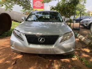 Lexus RX 2012 350 AWD Silver | Cars for sale in Abuja (FCT) State, Gwarinpa