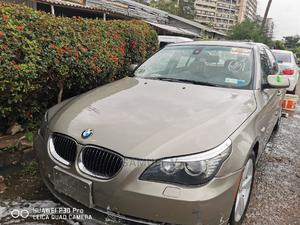 BMW 528i 2009 Gold   Cars for sale in Lagos State, Victoria Island
