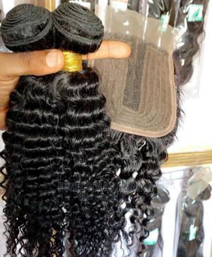 14 Inches 100 Percent Human Hair Grade 11a | Hair Beauty for sale in Lagos State, Lagos Island (Eko)