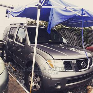Nissan Pathfinder 2006 SE 4x4 Gray | Cars for sale in Oyo State, Ibadan